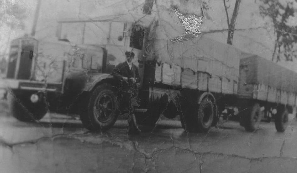 1935 | Gründung der Firma Schuz bereits im Jahr 1933.